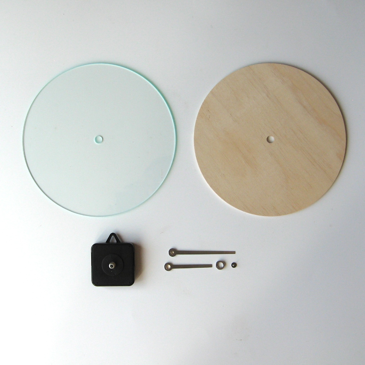 Diy Round Wall Clock